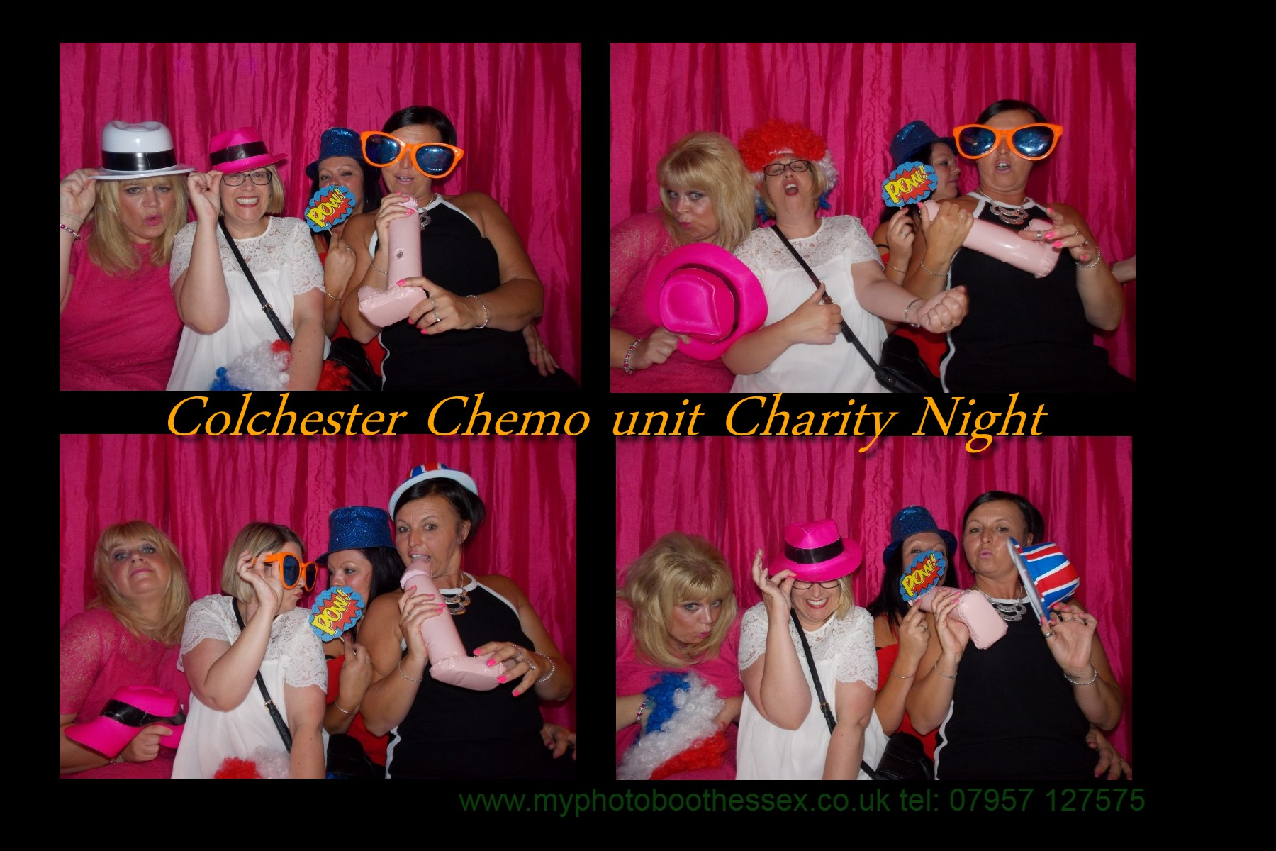 photobooth for charity event